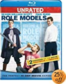 Role Models [Blu-ray]: Paul Rudd, Seann William Scott, Elizabeth Banks, Christopher Mintz-Plasse, Bobb'e J. Thompson, Jane Lynch, Ken Jeong, Ken Marino, Kerri Kenney, A.D. Miles, Joe Lo Truglio, M