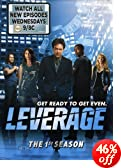 Leverage: The First Season: Timothy Hutton, Gina Bellman, Christian Kane, Aldis Hodge, Beth Riesgraf