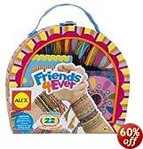 Alex Toys Friends 4 Ever Bracelet Making Kit