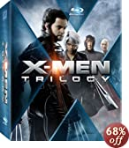 X-Men Trilogy (X-Men / X2: X-Men United / X-Men: The Last Stand) [Blu-ray]