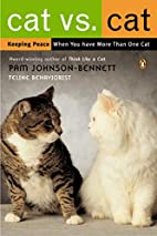 Cat vs. Cat: Keeping Peace When You Have…