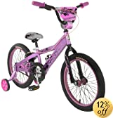 Mongoose Lark Girls' Bike (18-Inch Wheels)
