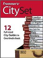 Frommer's City Set: 12 Full-sized City…
