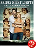 Friday Night Lights: The Third Season: Kyle Chandler, Connie Britton, Taylor Kitsch, Jesse Plemons, Aimee Teegarden, Zach Gilford, Derek Phillips, Minka Kelly, Adrianne Palicki, Stacey Oristano, Blue 