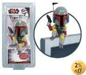 FunKo Star Wars: Boba Fett Computer Sitter Toy Figure
