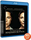 The Curious Case Of Benjamin Button: The Criterion Collection [Blu-ray]: Brad Pitt, Cate Blanchett, Elias Koteas, Julia Ormond, Phyllis Somerville, Tilda Swinton, Robert Towers, Jason Flemyng, Lance E
