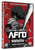 Afro Samurai (Director's Cut) by Fuminori…