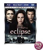 The Twilight Saga: Eclipse (Special Blu-ray/DVD Single-Disc Edition)