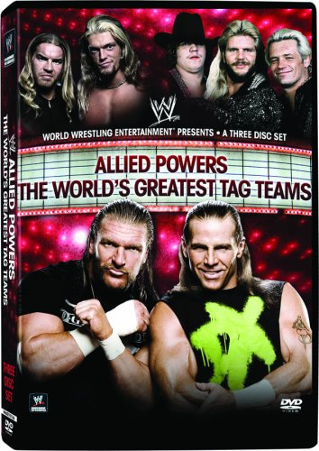WWE Allied Powers The World's Greatest Tag Teams DVD (2009) B002436WIU