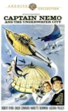 Captain Nemo and the Underwater City by…