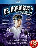 Dr. Horrible's Sing-Along Blog [Blu-ray]: Neil Patrick Harris, Nathan Fillion, Felicia Day, Simon Helberg, Joss Whedon