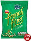 French Fries Salt and Vinegar 22 g (Pack of 48)