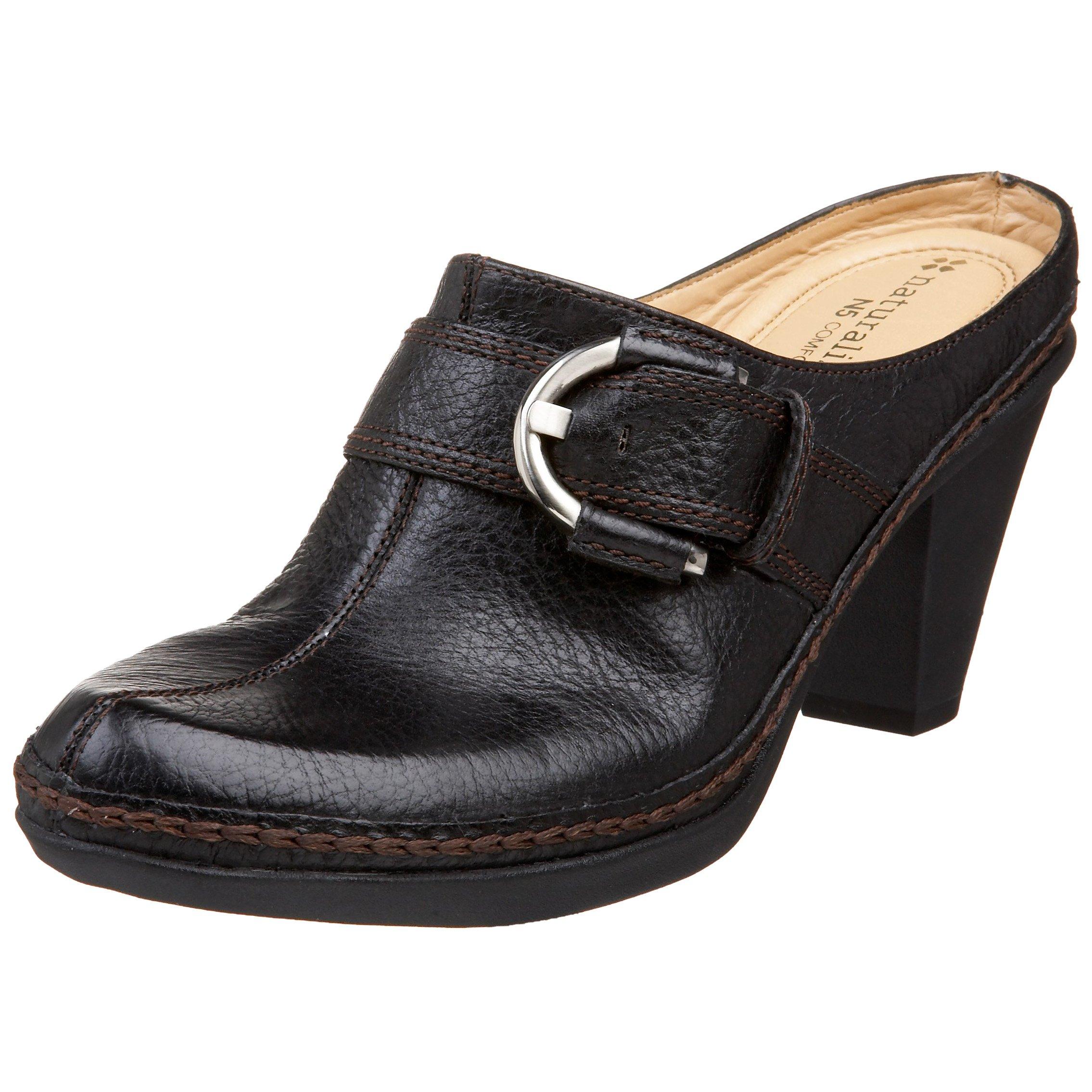 Naturalizer Mule Size  Heel Black