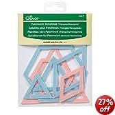 Clover Patchwork Templates Triangle/ Hexagon