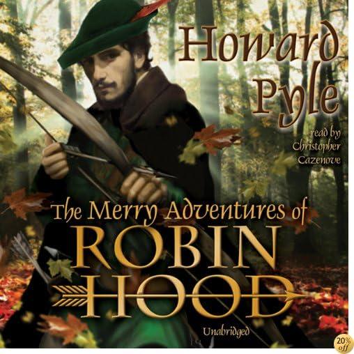 TThe Merry Adventures of Robin Hood