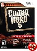 Guitar Hero 5: Nintendo Wii