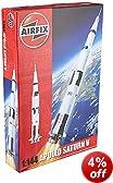 Airfix A11170 Apollo Saturn V 1:144 Scale Series 11 Plastic Model Kit