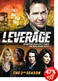 Leverage: The Complete Second Season: Timothy Hutton, Gina Bellman