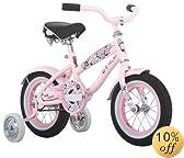 Diamondback Lil Della Cruz Girls' Cruiser Bike (12-Inch Wheels)