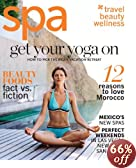 Spa magazine (1-year auto-renewal)
