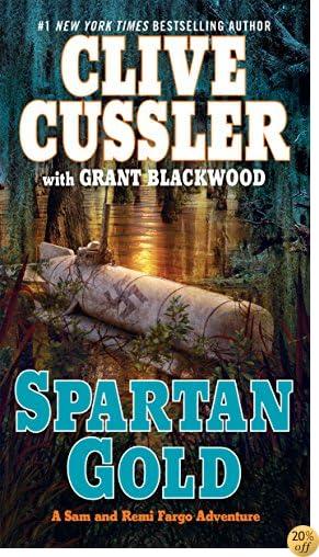 TSpartan Gold (A Fargo Adventure Book 1)
