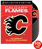 NHL: Calgary Flames - 10 Great Playoff Games: Artist Not Provided
