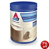 Atkins Advantage Chocolate Low Carb Shake Mix 370 g (10 Servings)