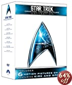 Star Trek: Original Motion Picture Collection (Star Trek I, II, III, IV, V, VI + The Captain's Summit Bonus Disc)
