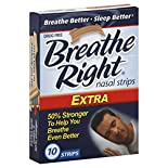 Select Breathe Right Strips, $4.99