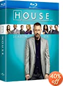 House, M.D.: Season Six [Blu-ray]: Hugh Laurie, Lisa Edelstein