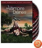 The Vampire Diaries: The Complete First Season: Nina Dobrev, Ian Somerhalder