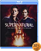 Supernatural: The Complete Fifth Season [Blu-ray]: Jared Padalecki, Jensen Ackles