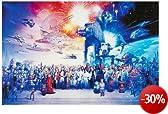 1art1 48334 Star Wars - Complete Cast Poster 91 x 61 cm