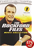 The Rockford Files: Movie Collection, Vol. 1: James Garner, Joe Santos