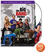 The Big Bang Theory: The Complete Third Season: Johnny Galecki, Jim Parsons