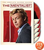 The Mentalist: The Complete Second Season: Simon Baker, Robin Tunney