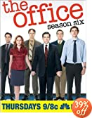 The Office: Season Six: Steve Carell, Rainn Wilson