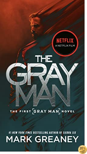 TThe Gray Man (A Gray Man Novel Book 1)