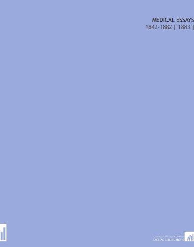 medical-essays-1842-1882-1883