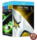 Star Trek: The Complete Original Series (Seasons 1-3) [Blu-ray]