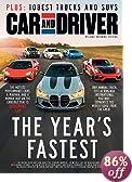 Car and Driver (1-year auto-renewal)