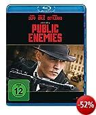 Public Enemies (mit Wendecover) [Blu-ray]