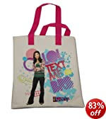 iCarly Shopper Bag - Lilac and Pink