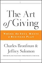 The Art of Giving: Where the Soul Meets a…