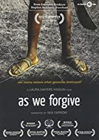 As We Forgive by Laura Waters Hinson