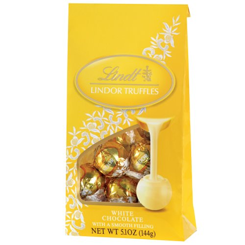 Lindor White Chocolate Truffles Carbs
