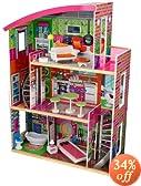KidKraft�Designer Dollhouse with Furniture