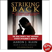 Striking Back: The 1972 Munich Olympics Massacre and Israel's Deadly Response (Unabridged)