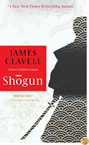 TShogun (Asian Saga Book 1)