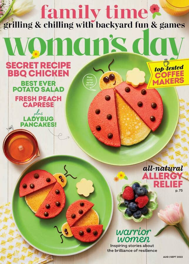 Woman's Day Magazine